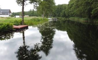 Działki nad jeziorem Niesłysz
